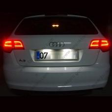 AUDİ A3 (2003-2012) LED PLAKA AYDINLATMA AMPUL SETİ