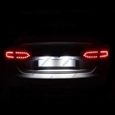 AUDİ A4 (2002-2012) LED PLAKA AYDINLATMA AMPUL SETİ