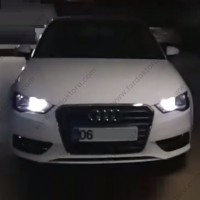 AUDI A3 LED XENON UZUN FAR AMPULÜ H15 PHOTON