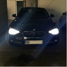 BMW F20 LED XENON KISA FAR AMPULÜ H7 PHOTON ULTIMATE