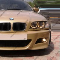 BMW E36 E39 E46 ANGEL EYES CCFL SETİ HALOJEN SARISI