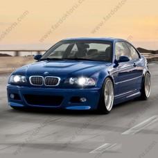 BMW E46 XENON AMPULÜ PHOTON D2S 4300K