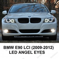 BMW E90 LCI BEYAZ LED ANGEL EYES AMPUL