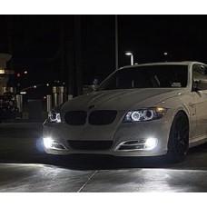 BMW E90 LCI H8 6000K XENON EFFECT BEYAZ IŞIK SİS AMPULÜ