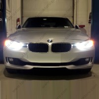 BMW F30 LED XENON ŞİMŞEK UZUN FAR AMPULÜ H7 PHOTON