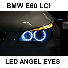 BMW E60 LCI 5 SERİSİ BEYAZ LED ANGEL EYES AMPULÜ
