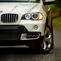BMW X5 E70 BEYAZ LED ANGEL EYES AMPULÜ