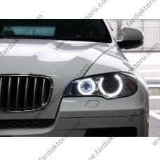 BMW X6 E71 BEYAZ LED ANGEL EYES AMPULÜ