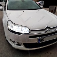CITROEN C5 LED XENON KISA FAR AMPULÜ H1 MINI FEMEX