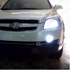 CHEVROLET CAPTIVA LED SİS FARI AMPULÜ PHOTON DUO H8