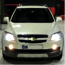 CHEVROLET CAPTIVA LED KISA FAR AMPULÜ H7 PHOTON ULTIMATE
