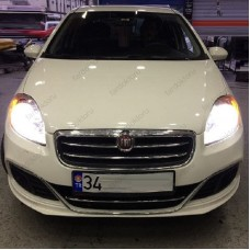 FIAT LINEA LED XENON KISA FAR AMPULÜ H7 PHOTON MONO
