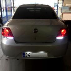 FIAT LINEA LED PLAKA AYDINLATMA SETİ