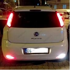 FIAT PUNTO EVO LED GERİ VİTES AMPULÜ W16W T15