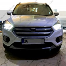 FORD KUGA LED XENON KISA FAR AMPULÜ PHOTON MILESTONE H7