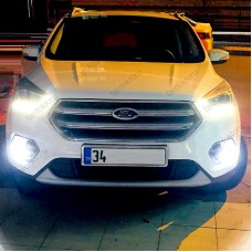 FORD KUGA LED XENON SİS FAR AMPULÜ PHOTON DUO H10