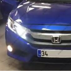 HONDA CIVIC FC5 LED XENON UZUN FAR AMPULÜ PHOTON MONO HB3
