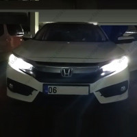 HONDA CIVIC FC5 LED XENON KISA FAR AMPULÜ PHOTON MONO H11