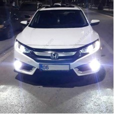 HONDA CIVIC FC5 LED XENON SİS FARI AMPULÜ PHOTON H11