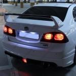 HONDA CIVIC FD6 LED PLAKA LAMBASI AYDINLATMA AMPULÜ