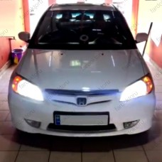 HONDA CIVIC ES7 LED XENON UZUN FAR AMPULÜ PHOTON MONO HB3