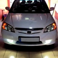 HONDA CIVIC ES7 LED XENON SİS FARI AMPULÜ PHOTON DUO H11