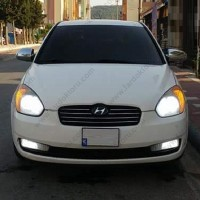 HYUNDAI ACCENT ERA LED SİS FARI AMPULÜ PHOTON DUO H27
