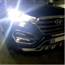 HYUNDAI TUCSON LED XENON UZUN FAR AMPULÜ PHOTON H7 MİNİ