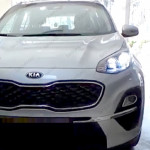 KIA SPORTAGE LED FAR AMPULÜ PHOTON MILESTONE HB3 9005