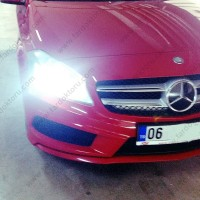 MERCEDES A180 LED KISA FAR AMPULÜ PHOTON ACORN H7