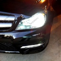 MERCEDES C180 W204 LED FAR AMPULÜ PHOTON ACORN H7
