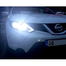 NISSAN QASHQAI LED XENON UZUN FAR AMPULÜ PHOTON