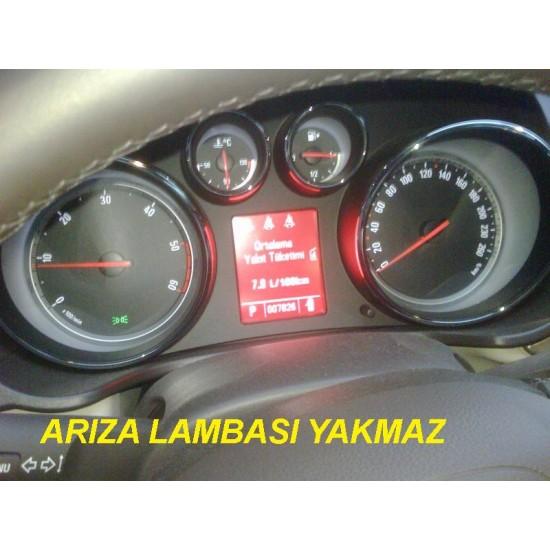 OPEL ASTRA J LED PLAKA AYDINLATMA SETİ