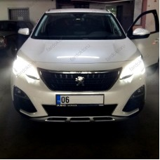 PEUGEOT 3008 LED KISA FAR AMPULÜ PHOTON MONO H7