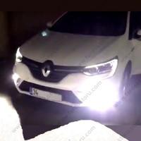 MEGANE 4 LED XENON SİS FARI AMPULÜ PHOTON DUO H16
