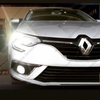 MEGANE 4 LED XENON UZUN FAR AMPULÜ PHOTON MONO H7
