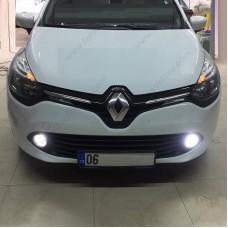 CLIO 4 LED XENON SİS FARI AMPULÜ H16 PHOTON DUO