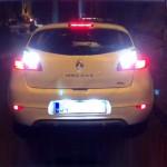 RENAULT MEGANE 3 LED GERİ VİTES AMPULÜ W16W T15 BEYAZ