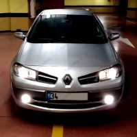 MEGANE 2 LED XENON KISA FAR AMPULÜ PHOTON MONO H7