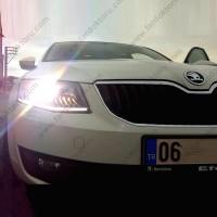 SKODA OCTAVIA III XENON AMPULÜ PHOTON D3S 4300K