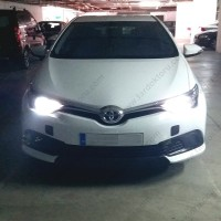TOYOTA AURIS LED XENON FAR AMPULÜ PHOTON MONO HIR2