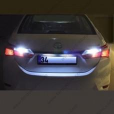 TOYOTA COROLLA BEYAZ LED GERİ VİTES AMPULÜ W16W