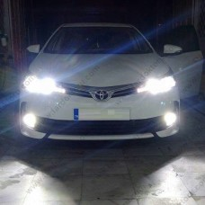TOYOTA COROLLA LED UZUN FAR AMPULÜ PHOTON ACORN HB3
