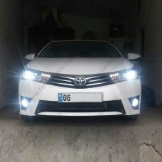 TOYOTA COROLLA LED KISA FAR AMPULÜ PHOTON MONO H11