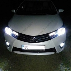 TOYOTA COROLLA LED SİS FAR AMPULÜ PHOTON DUO H11