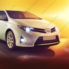 TOYOTA AURIS LED SİS FARI AMPULÜ PHOTON DUO H16
