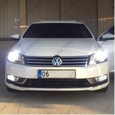 VW PASSAT B7 LED XENON KISA FAR AMPULÜ PHOTON H7 ULTIMATE