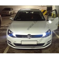 VW GOLF 7 GÜNDÜZ FARI LED AMPULÜ PW24W