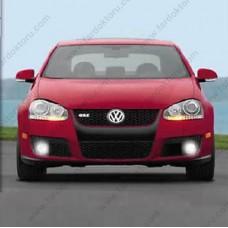 VW JETTA  MK5 HB4 9006 6000K XENON EFFECT LED WHITE SİS AMPULÜ