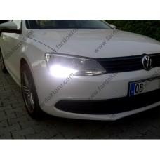 VW JETTA MK6 DRL MERCEKLİ LED GÜNDÜZ FARI AMPULÜ FEMEX